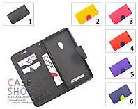 Чехол-бумажник для Asus ZenFone 5