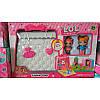 Домик для куклы LOL 588-1 чемоданчик + дом, фото 2