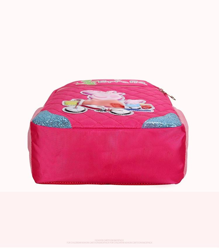 ac18f031d259 Рюкзак для девочки школьный розовый с рисунком Peppa Pig, цена 396 грн.,  купить в Киеве — Prom.ua (ID#878359005)