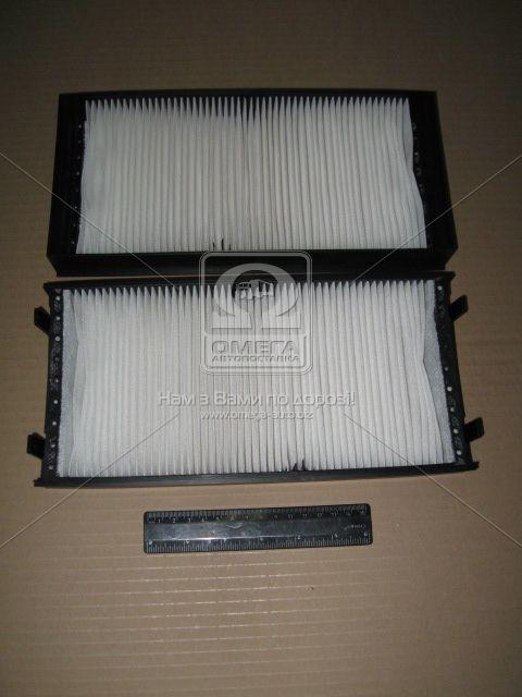 ⭐⭐⭐⭐⭐ Фильтр салона БМВ X5, X6 07- (2 штуки ) (производство  KNECHT-MAHLE)  LA221/S