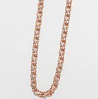 Серебряная цепочка с позолотой 10313\ЛЗалм