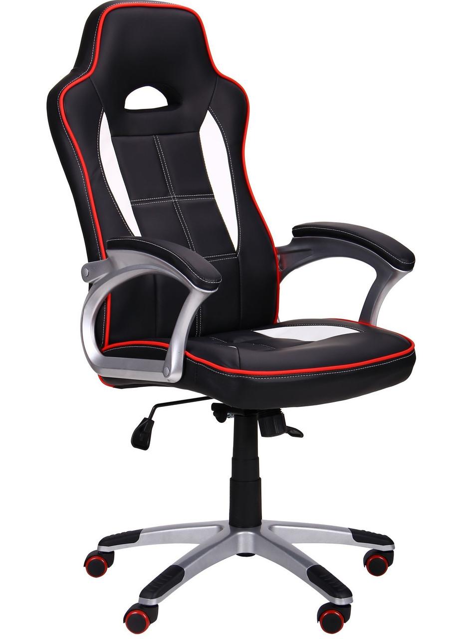 Геймерское кресло Драйв 2 черный/белый AMF™