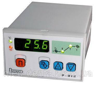Програмний регулятор температури ПР- 04  -в комплекті з термопарою ТПП -1788   (L=160мм) ZOOBLE