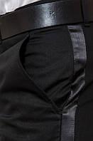 Модные классические мужские брюки от смокинга
