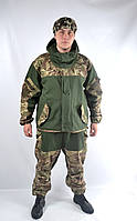 Летний военный костюм горка с подтяжками