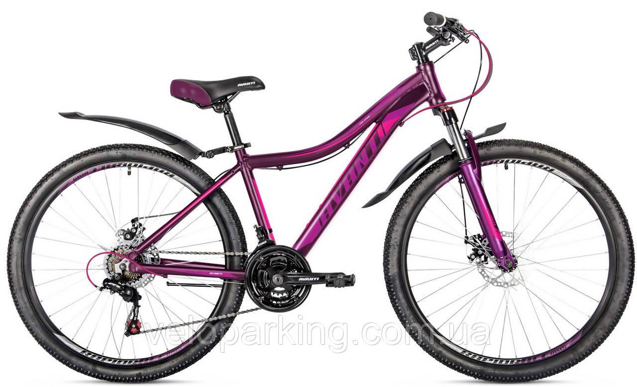 Горный дамский алюминиевый велосипед Avanti Calipso (2019) DD new