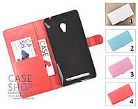 Чехол-бумажник для Asus ZenFone 6