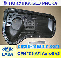 Картер масляный двигателя ВАЗ 2123 Нива-Шевроле (пр-во АвтоВАЗ) поддон