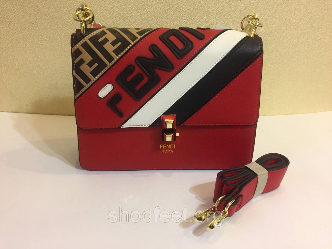 Мини сумка Fendi Mania 2019 R