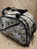 33*49-Спортивна дорожня Камуфляж сумка adidas Дорожня Спортивна сумка тільки оптом, фото 2