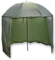 Рыболовный зонт-палатка Carp Zoom Umbrella Shelter 250 см (CZ7634)