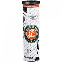 Мячи теннисные Babolat French Open Clay court 4 Ball