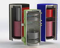 Теплоаккумулятори для опалення