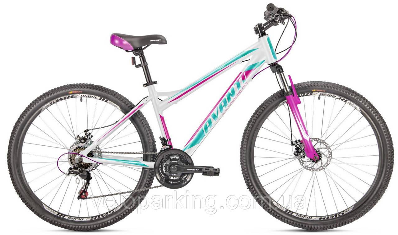 Горный дамский алюминиевый велосипед Avanti Force 27.5 (2019) DD new
