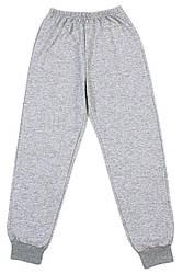 Штаны Valeri-Tex 1610-99-055-003 122 см Серый