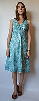 Уценка! Платье бирюзовое, 44 размер