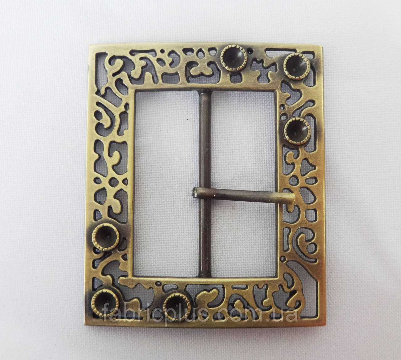 Пряжка застежка металл