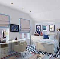Выбираем шторы в детскую комнату
