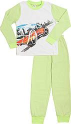Пижама Valeri-Tex 1827-55-090-014 146 см Салатовый