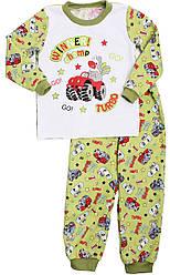 Пижама Valeri-Tex 1626-55-152-027-14 Салатовый