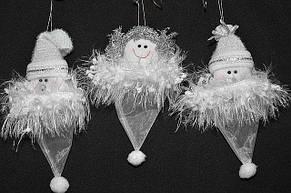 Новогодние украшение Мешочек для конфет  0267, фото 2