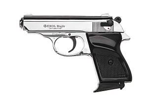 Пистолет сигнальный EKOL MAJOR (хром)