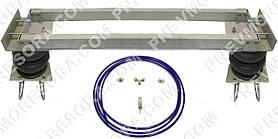 Готовый комплект крепления пневморессор, Готовий комплект кріплення пневморесор під ключ
