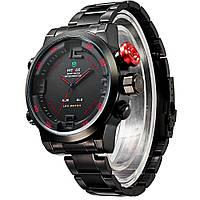 Мужские часы WEIDE Sport Watch красные, фото 1