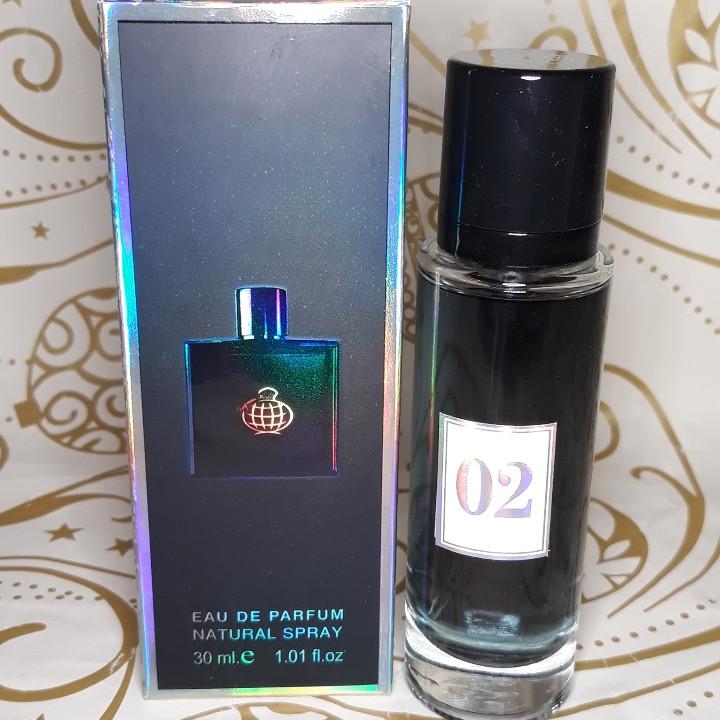 FRAGRANCE WORLD 02 Canale de Blue 30 ml
