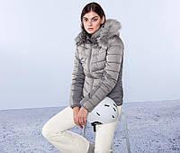 Теплая куртка из серии Active от тсм Tchibo (Чибо), Германия, размер укр 44-46, фото 1