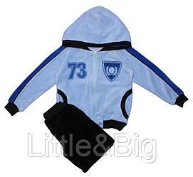 Комплект Valeri-Tex 1893-20-365-028 98 см Черно-синий