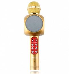Беспроводной караоке микрофон WЅ-1816