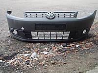Бампер передний volkswagen-caddy 2011-2015