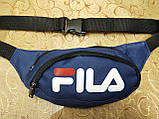Сумка на пояс FILA новый/Спортивные барсетки сумка женский и мужские пояс Бананка только оптом, фото 2