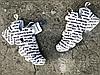 Женские кроссовки Reebok Instapump Fury Vetements Emoji White/Black 181669M23, фото 5