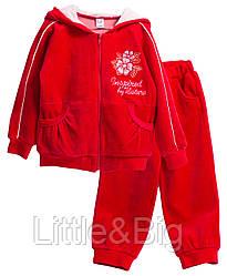 Комплект Valeri-Tex 1894-20-365-012  Красный