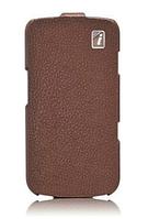 Чехол iCarer Flip для Samsung Galaxy Nexus  i9250 Brown