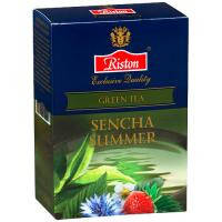 "Чай зеленый Сенча Саммер ""Riston"", 100 г"