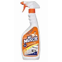 Засіб для миття кухні Mr.Muscle Експерт 450 мл розпилювач цитрус