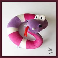 Подушка Змейка-Тюбетейка