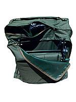Чехол для кресла и раскладушки универсальный Ranger RA 8827 имеет 2 отделения (раскладушка + кресло)