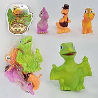 """Пищалка Т 57002 """"Поезд Динозавров"""" (288) 4 вида в сетке"""