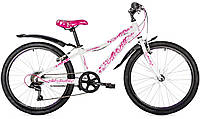 Горный подростковый велосипед для девочки  Avanti Astra 24 (2020) алюминий