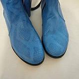 Женские кожаные демисезонные сапоги  Размер 36, фото 4