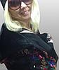 Шубка-курточка в стиле Матрешка из оригинал платка