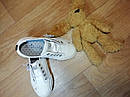 Белые оригинальные кеды мокасины Next (Размер 30.5, 19см), фото 2