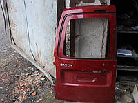 Дверь задняя левая volkswagen-caddy 2004-2010