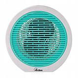 Тепловентилятор 2кВт ARDES F04, обігрівач Італійський, фото 2