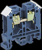 Зажим наборный ЗНИ-16мм2 (JXB100) синий IEK (YZN10-016-K07)