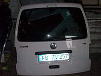 Задня кляпа volkswagen-caddy 2004-2010